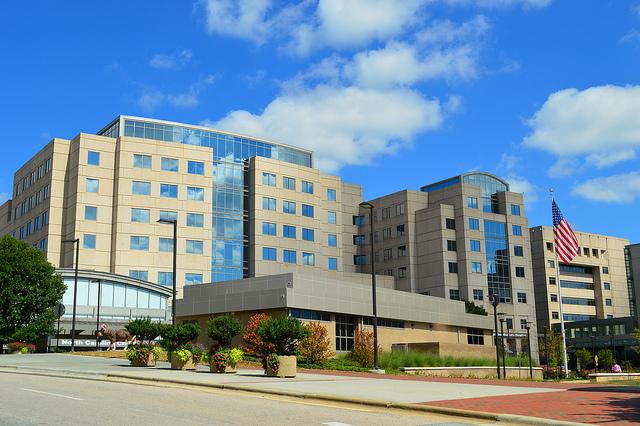 בית חולים בצפון קרוליינה. cc-by-William Yeung, flickr