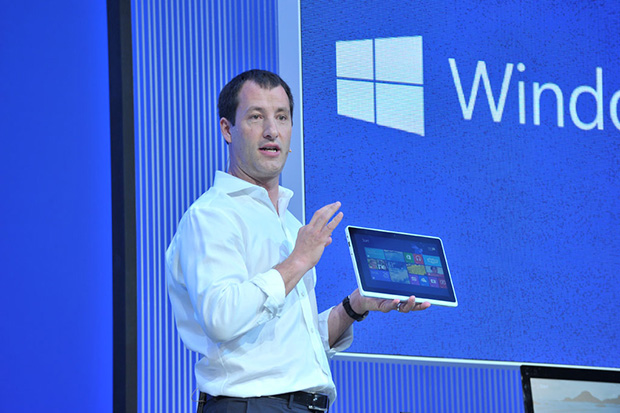 ההשקה של Windows 8.1. מקור: Microsoft