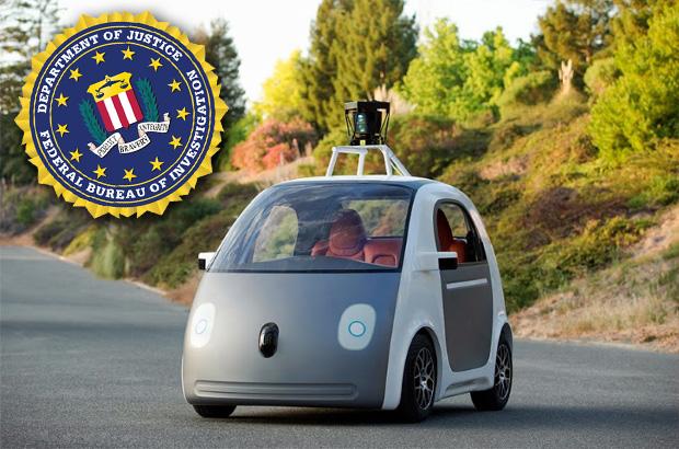זהירות: מכונית תופת. מקור: Google + עיבוד תמונה