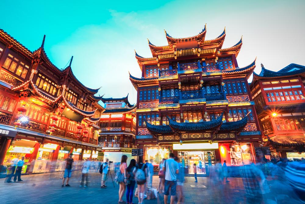 shutterstock china