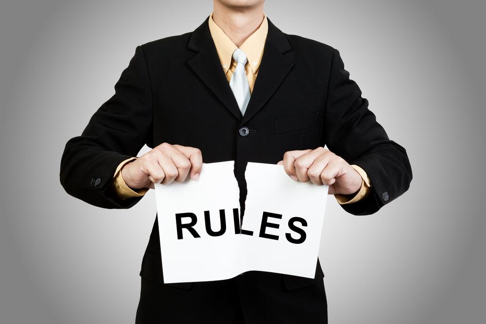 shutterstock rules
