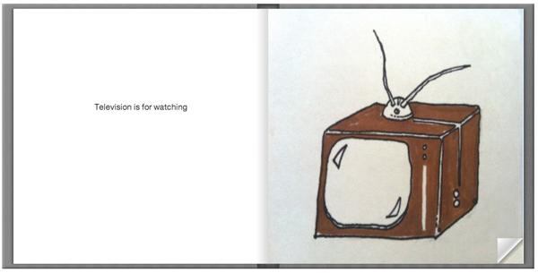 מתוך הספר Your Piano. איור על ידי Miki Ben-Cnaan
