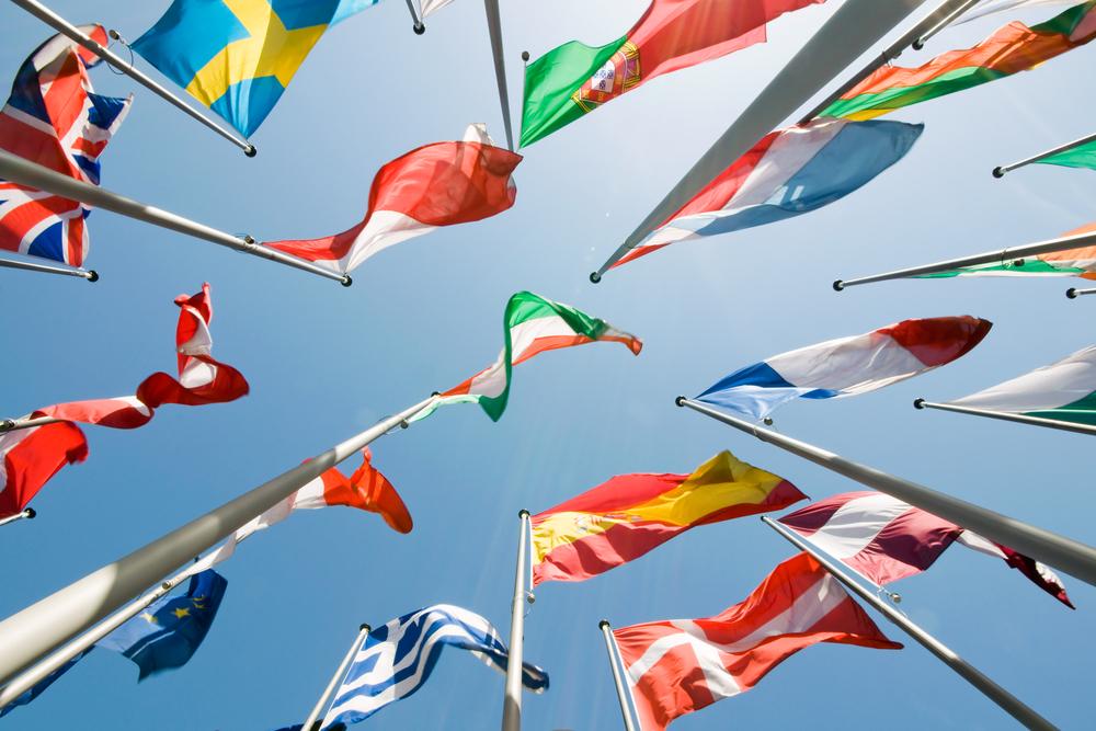 shutterstock flags