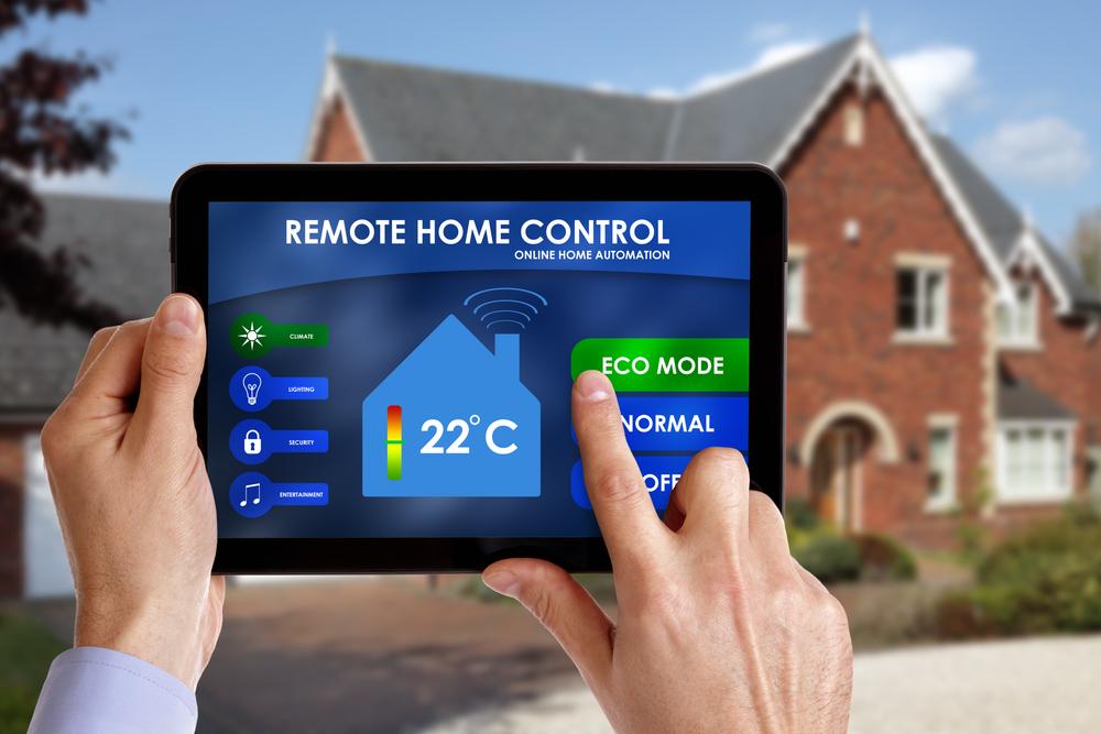 shutterstock smart home