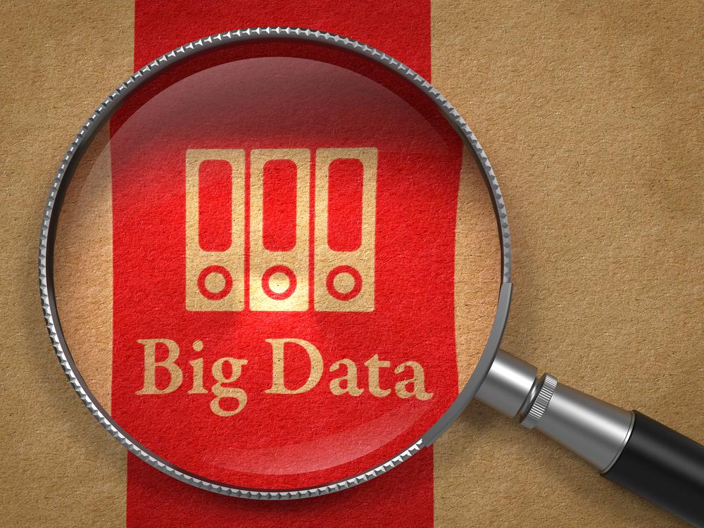 shutterstock big data