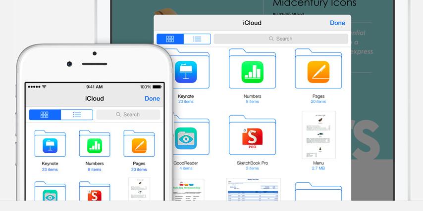 חלק ניכר מהעדכונים רלוונטים יותר לבעלי מק, כמו iCloud Drive