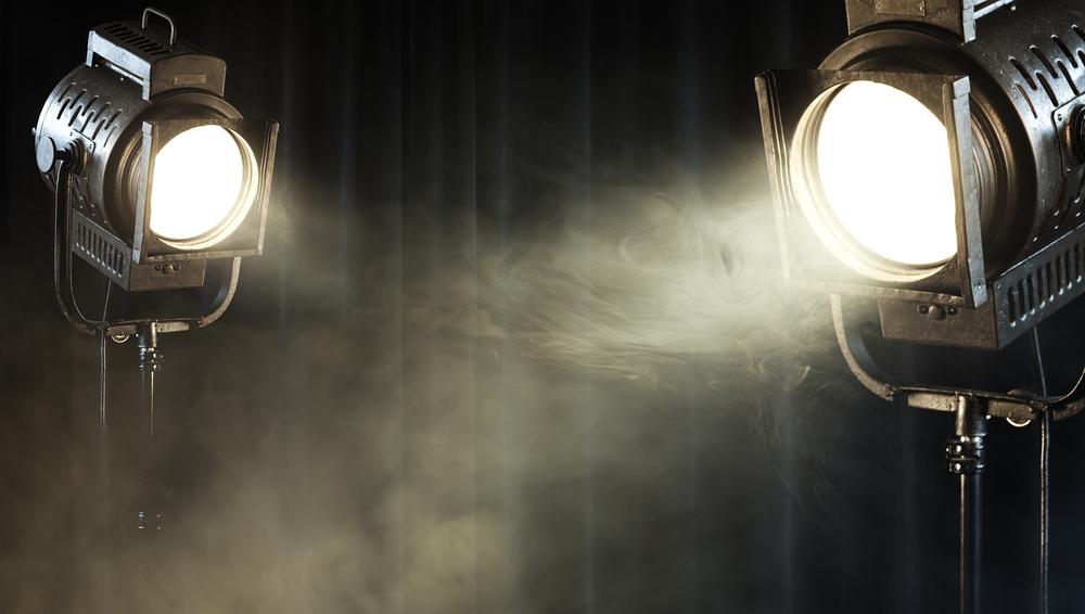 shutterstock spot lights