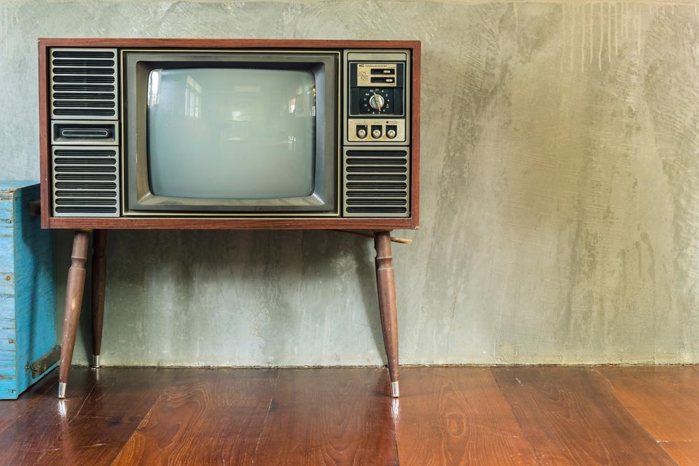 shutterstock television