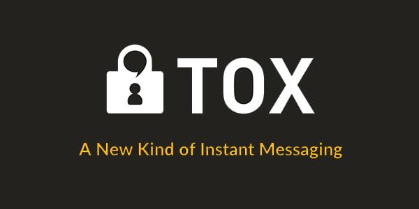 צילום מסך, אתר Tox