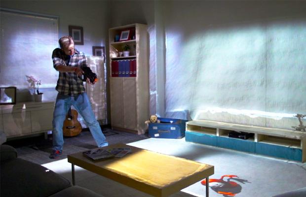 עוד תתגעגעו לג'וקים על הרצפה... מקור: Microsoft