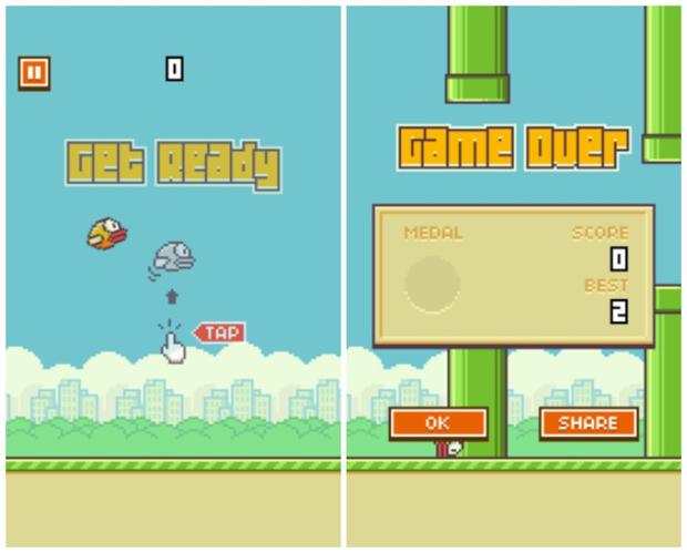 מקור: Flappy Bird