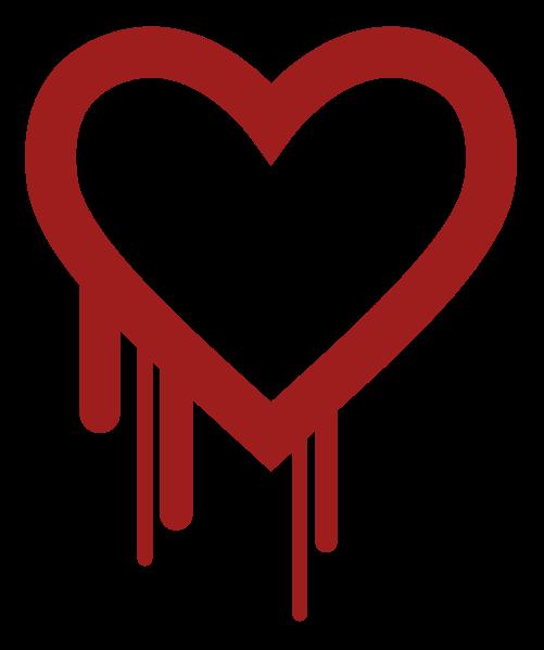 Heartbleed, לוגו קליל ופשוט שתרם לפאניקה סביבה