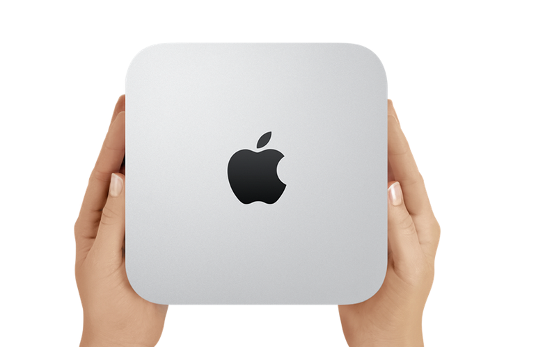 מק מלא בגודל 7.7 על 7.7. מקור: Apple