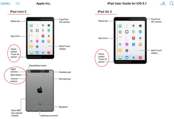 צילום המסך של אפל כפי שנחשף באתר 9to5Mac
