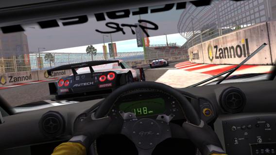 גם Real Race של EA בהנחה. מקור: EA