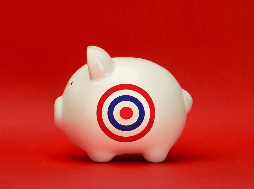 shutter stock money pig