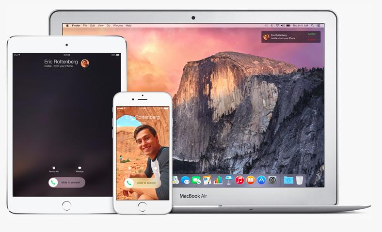 אפל מציגה את ״continuity״, שהופכת את המעבר בין המכשירים לכמעט שקוף