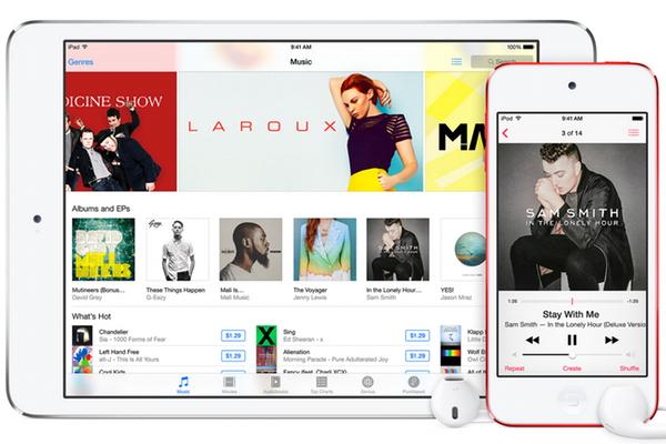 מקור: צילום מסך, Apple iTunes