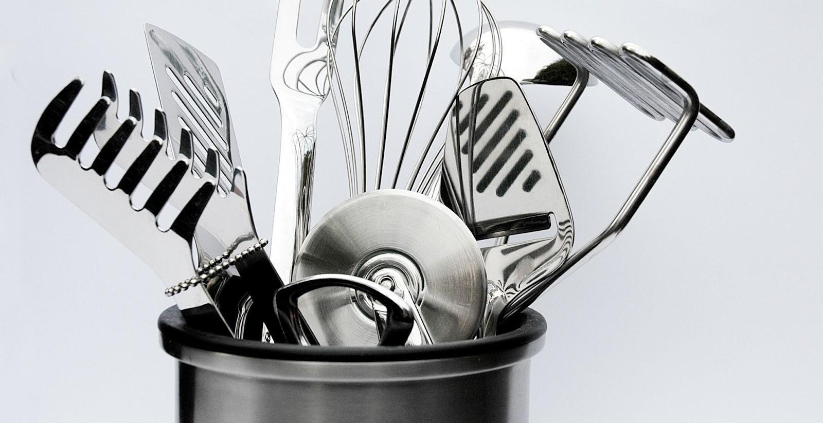 כלי מטבח כמטפורה לעיצוב פשוט ויעיל