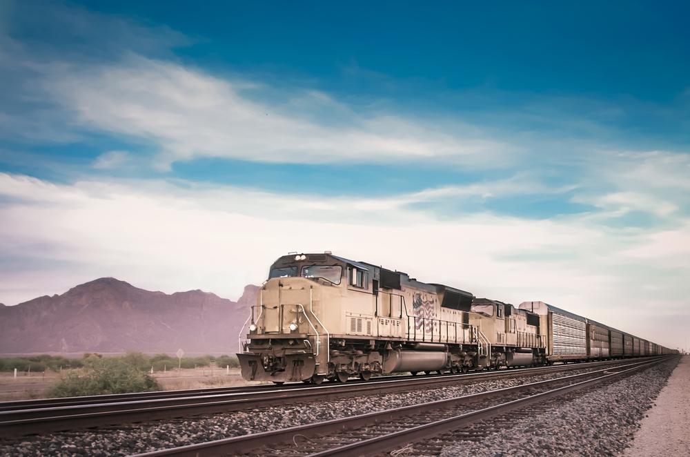 shutterstock train