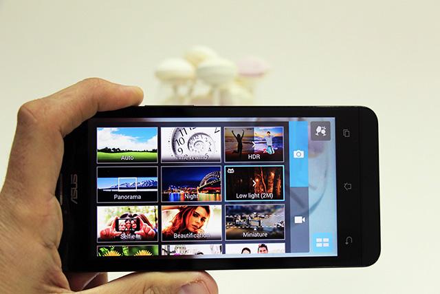 אפליקציית מצלמה עשירה בפיצ'רים שימושיים. מקור: גיקטיים