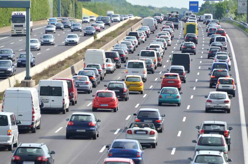 shutterstock traffic jam