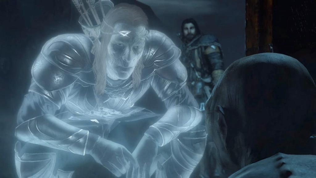 הגיבור חוזר כדמות כפולה - טליון ורוח הרפאים