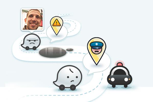 מקור: Waze.com