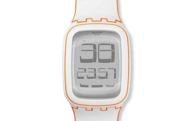 שעון מסדרת ה-Touch של החברה. מקור: Swatch AG