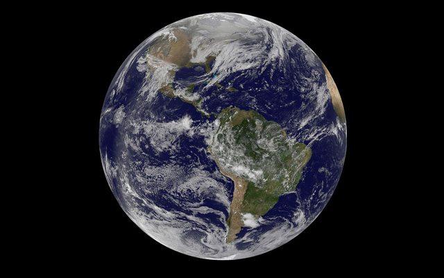 כדור הארץ. ייחודי אחרי הכל. מקור: cc-by-NASA, flickr