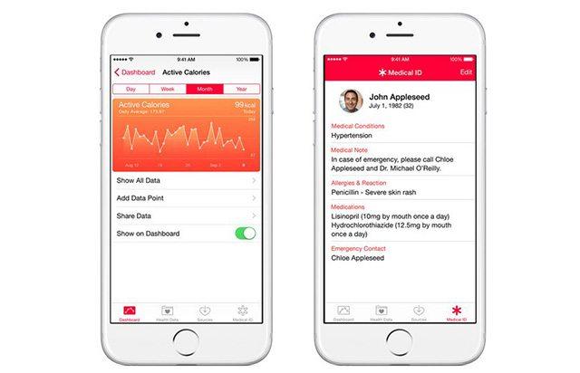 האם פלטפורמת הבריאות והכושר של אפל תחולל מהפכה? מקור: Apple