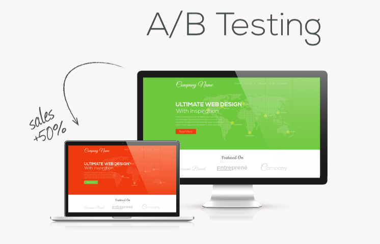 ab testing shutterstock