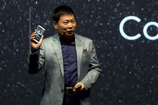 מנכ״ל החברה, Richard Yu