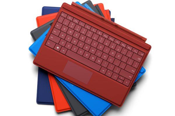 הכיסוי שיהפוך את הטאבלט למחשב נייד. מקור: מיקרוסופט