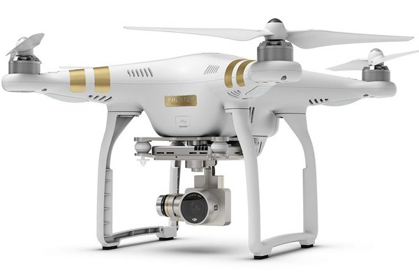 Phantom 3 Advanced מקור: DJI