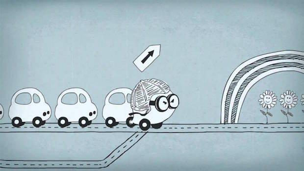 Waze. קרדיט תמונה: צילום מסך, YouTube