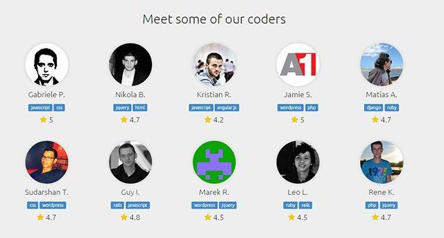 אלפי מתכנתים מכל העולם. מקור: צילום מסך