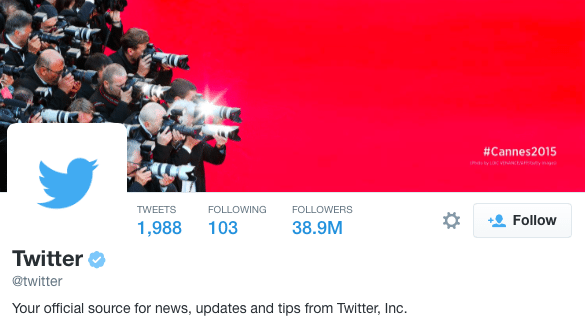 טוויטר, הכל סובב סביב הדנ״א הברור של החברה