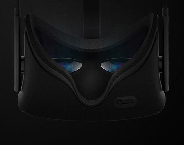 זה לא אופטימוס פריים ולא המסכה של באטמן. מקור: Oculus