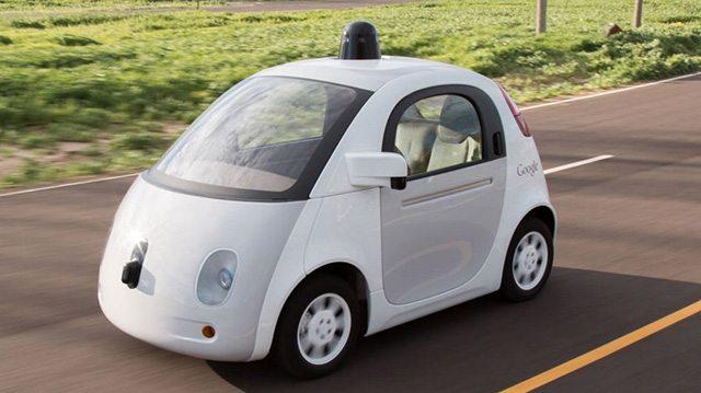 כזה, אבל לא בדיוק. הרכב האוטונומי של גוגל. מקור: Google