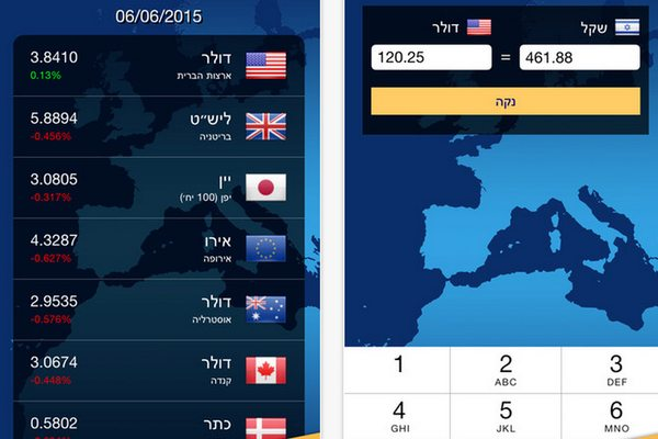 מקור: צילום מסך, עמוד האפליקציה