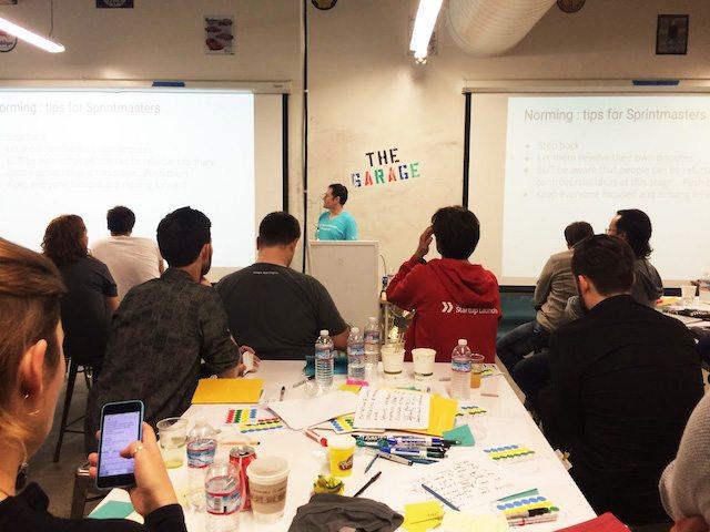 """מומחי עיצוב מרחבי העולם קובצו ב""""גראג'"""" של גוגל (צילום: נדב ריקובר)"""