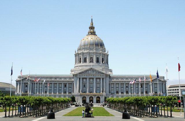 בניין העיריה בסן פרנסיסקו