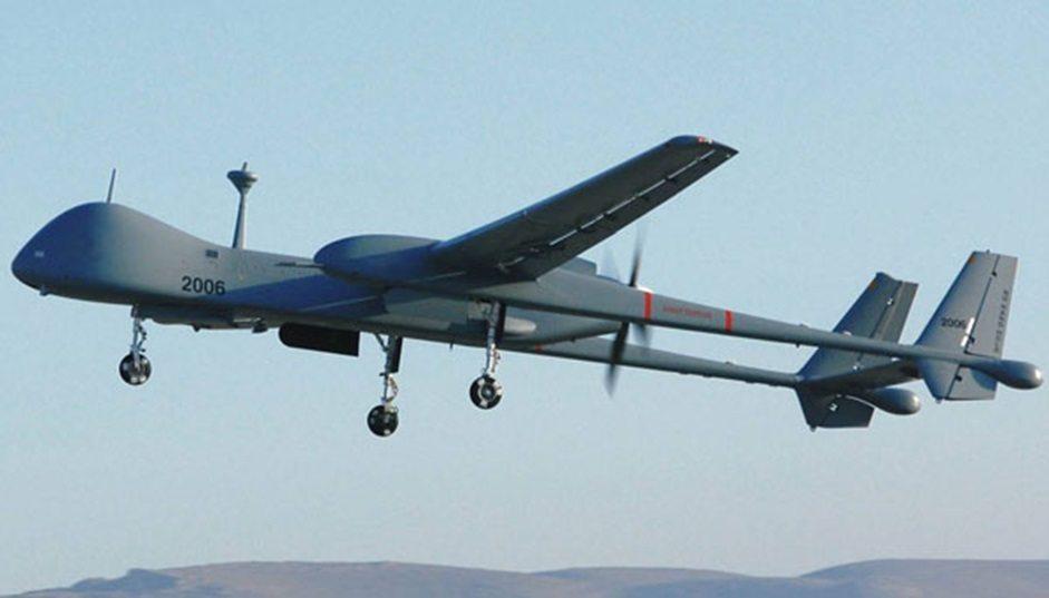 איתן - כטבמ של חיל האוויר. 27 מטר מוטת כנפיים.