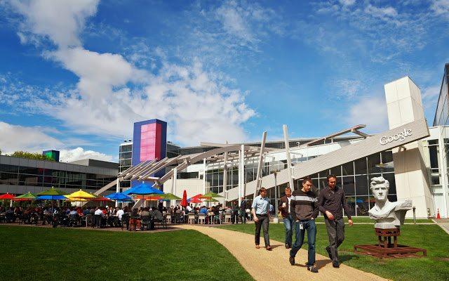 קמפוס גוגל במאונטן-וויו, שם יעבוד מומחה ה-SEO. מקור: Google