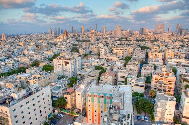 תל אביב, קרדיט תמונה: flickr, cc-by, israeltourism