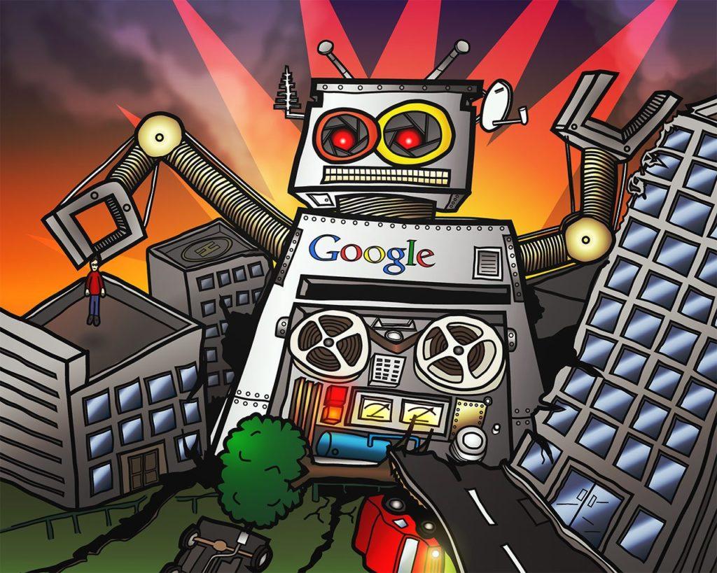 גוגל מפתחת AI. יש לנו ממה לפחד?