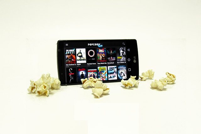 Popcorn Time. צילום: גיקטיים
