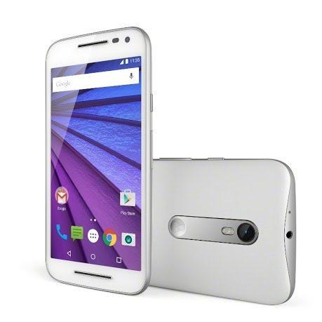 דגם ה-Moto G. מקור: Motorola