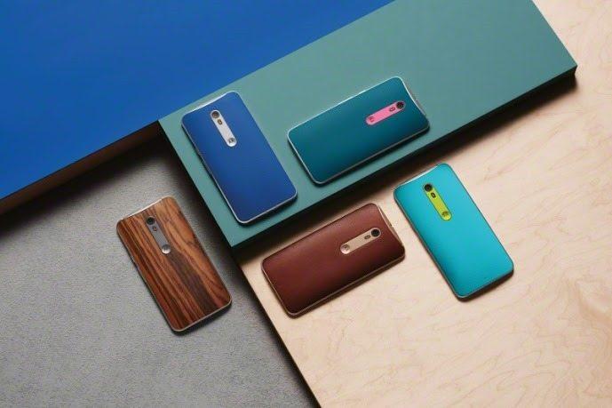 Moto X. מקור: Motorola